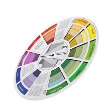 Details About Permanent Makeup Color Wheel Accessories Tool Chart Colors Mix Guide Palette
