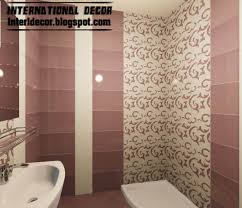 Small Picture Bathroom Wall Tiles Top 10 Bathroom Tile Designs And Ideas In For
