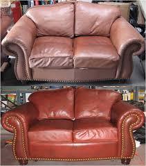 redye leather furniture