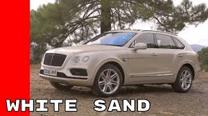 2018 bentley bentayga white. wonderful bentley white sand 2017 bentley bentayga test drive interior design in 2018 bentley bentayga white 2