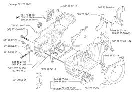 Husqvarna 55 parts diagram wiring library