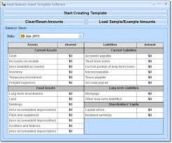 Basic Balance Sheet Template Excel Best Photos Of Balance Sheet Excel Balance Sheet Template