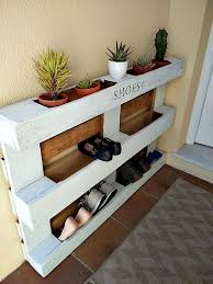diy pallet shoe rack. DIY Pallet Shoe Rack Diy N