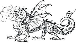 Dragon Coloring Pages Detailed For Adults Hard Ball Pdf To Download