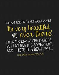Looking For Alaska Quotes With Page Numbers Enchanting 48 John Green Quotes That Speak To Our Soul MTV UK