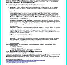 Resume Templates What Activities On Youre Required For College