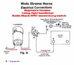 horn relay simple wiring for horn relay diagram wiring saleexpert me horn relay wiring motorcycle at Bosch Horn Relay Wiring Diagram