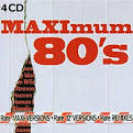 Maximum 80's [Disky Boxset]