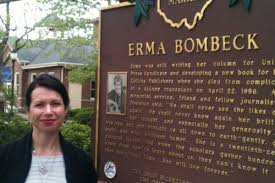the once and future queen finding erma bombeck planting dandelions it s inevitable if you are a writer who happens to be a mother and you write about family life in a way that sometimes makes people laugh