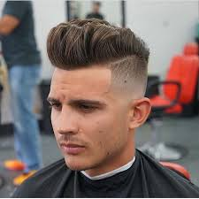 blendz barbershop high fade long on top
