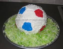 How To Decorate A Soccer Ball Cake Coolest 100 Homemade Birthday Cakes You Can Make 38