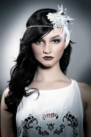 Gatsby Hair Style hair and make up by heather young at john roberts spa bridal long 5494 by stevesalt.us
