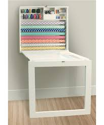 Gift Wrapping Table With Storage