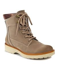 Adams Lace Up Booties