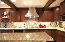 kitchen ideas for dark cabinets tile with black backsplash and white countertops id