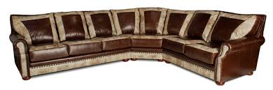 Bedroom: Gorgeous Impact Bllown Brown Deep Seated Sofa With Cool ...