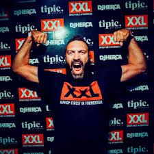 Daniele Leali - We rock the party!!! #xxl #xxlhiphopfinest...