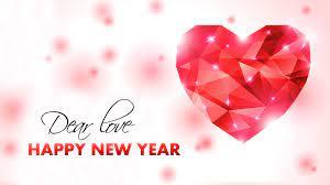 Happy New Year My Love Wallpaper ...