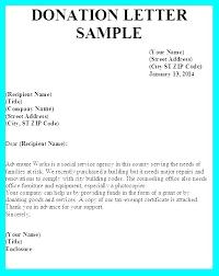 Contribution Letter Campaign Letter Template