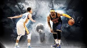 Steph curry's stroke changed the game of basketball, but his ability to turn weakness into strength has vaulted him up the list of the greatest players of all time. Steph Curry And Lebron James Wallpapers Wallpaper Cave