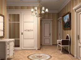 Wie Die Möbel Für Den Flur Im Klassischen Stil Wählen