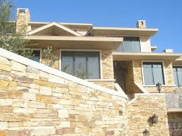 exterior stone walls. stone walls, all types utilizing natural thin veneer traditional- exterior walls u