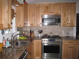 maple kitchen cabinets with granite countertops luxury kitchen backsplash with light maple cabinets