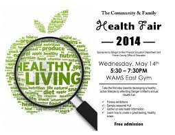Health Fair Flyers Community Health Fair Flyer Template Bceffdbbbaad Screen Great
