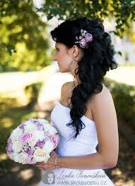 Svatební A Společenské účesy Make Up Dermosalon
