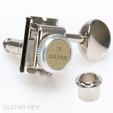 GOTOH Sg360 Locking Tuners <b>6 In-line</b> - Chrome Finish for sale ...