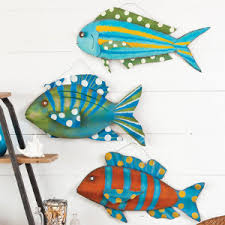 beach metal wall art