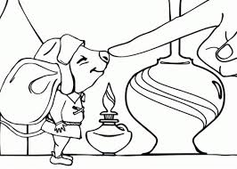 princess and the pea coloring page. despereaux nose touched by princess pea coloring pages and the page