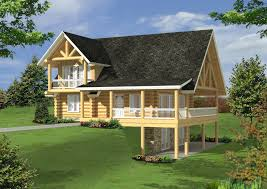mountain home plans with walkout basement best of mountain home plans with walkout basement fresh cabin