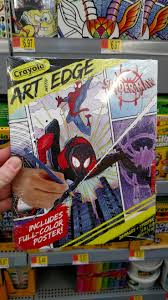 Coloring spiderman can be a little tough because there are a lot of intricacies in his appearance. Spider Man Coloring Book Sold At Walmart These Things Are Effin Awesome Fanart