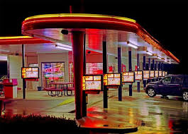 Sonic Drive In The Sticky Egg
