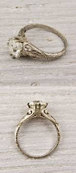 Best 25 Vintage Wedding Ring Sets Ideas On Pinterest Pretty