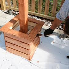 diy outdoor planter box for hanging