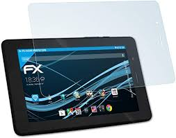 2 x atFoliX JAY-tech <b>Tablet</b>-<b>PC</b> PM736 <b>Screen protection</b> Protective ...