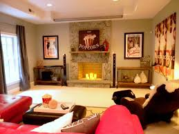 Movie Themed Living Room Seaside Interiors Movie Theater Themed Basement Installed