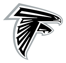 New Falcons Logo : Saints