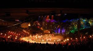 Polynesian Cultural Center Day Tour Start From Morning English Tour Performance Dinner