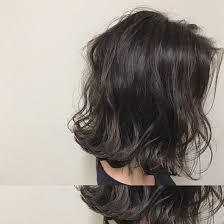 暗髪ハイライトイルミナカラ髪質改善tokioahair Opera所属代表