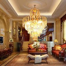 modern chandelier ceiling pendant light crystal lamp fixture lighting home gift