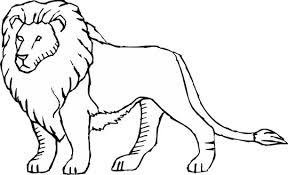 Small Picture Fun With Lion Coloring Pages