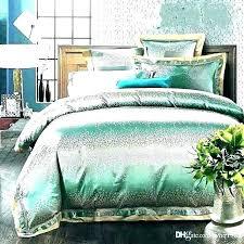 forest green bedding quilt duvet cover dark queen set hunter comforter linen