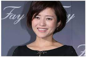 三田 寛子 髪型