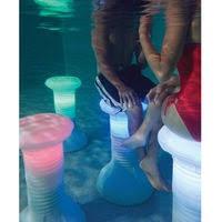accessoriesgood illuminated pool barstool. The Illuminated In Pool Barstool - Hammacher Schlemmer Accessoriesgood O