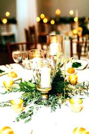 round table centerpieces round table wedding