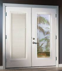 front door blindsDoorglass for hurricane proof front doors  impact doors Western