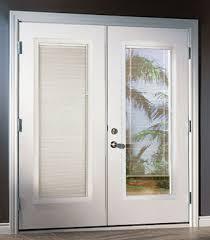 full glass exterior door with screen. full doorlites rlb-2064/2264-1l-h glass exterior door with screen .